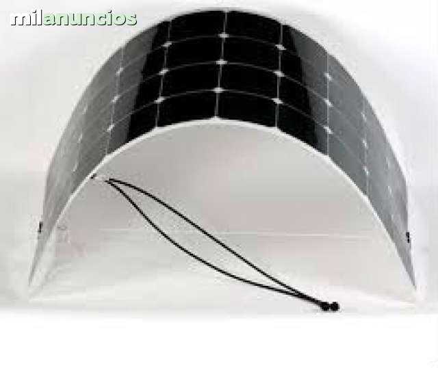 PANEL SOLAR FLEXIBLE FLEX80W12V - foto 1
