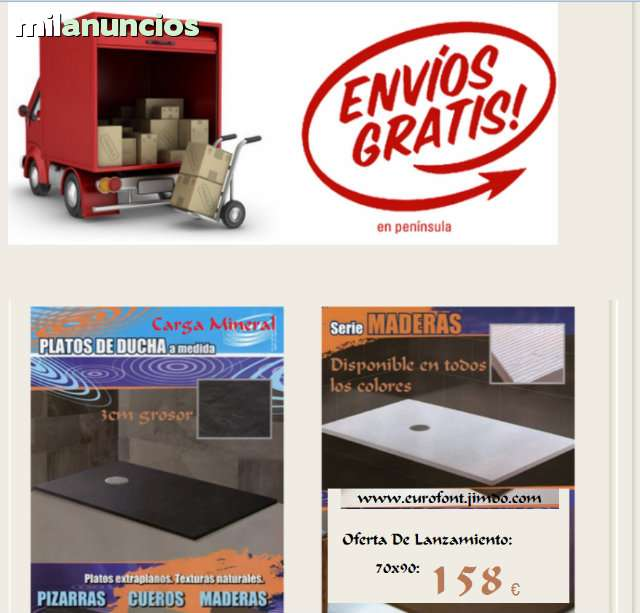 Platos De Ducha De Carga Mineral Low Cos
