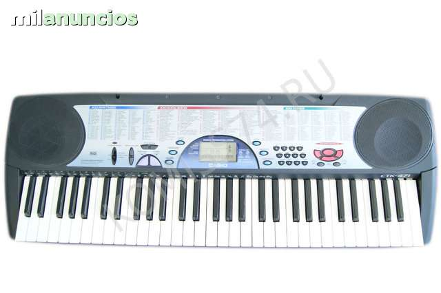 Casio teclados musicales   teclados.
