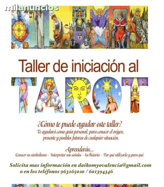 CURSO INICIACION TAROT RIDER WAITE - foto 1