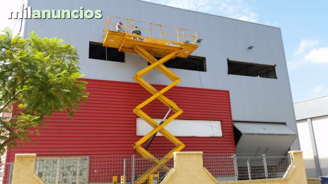 ALQUILER PLATAFORMAS ELEVADORAS - foto 7