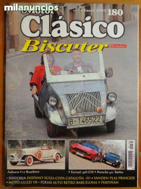 Motor Clasico – Numero  180