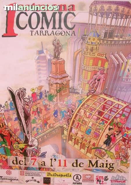 Comic Tarragona
