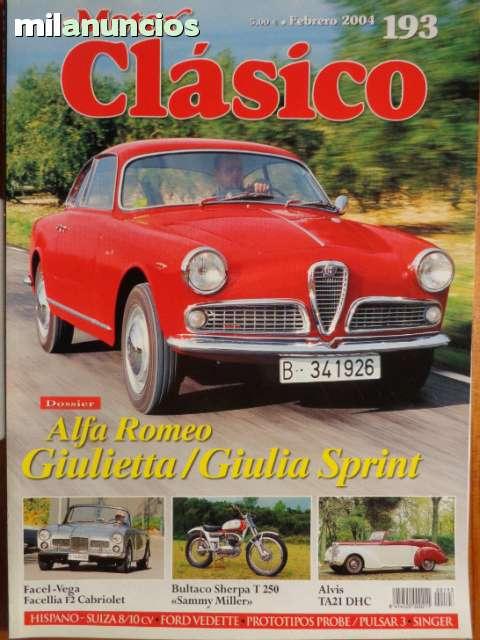 Motor Clasico – Numero  193