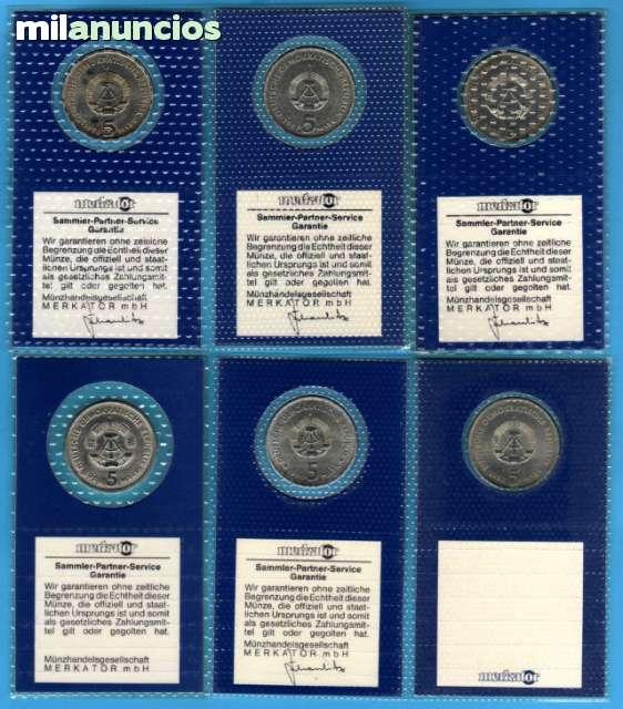 Monedas De Alemania **Especiales**