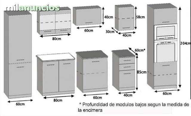 Muebles De Cocina Paola Excelence Vengue