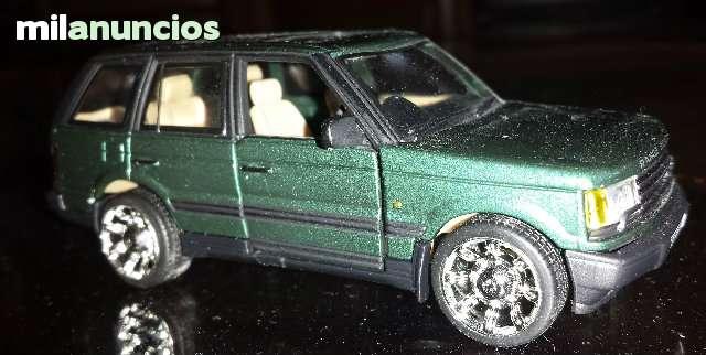 Range Rover Escala 1:43 De Hongwell En C