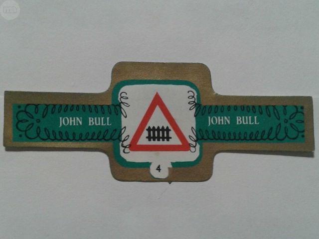 JOHN BULL SEÑALES DE TRAFICO