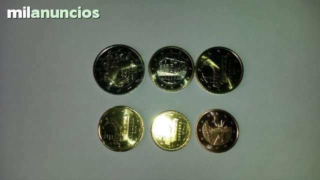 Andorra 2014 Euros