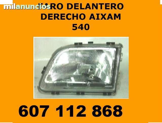 RECAMBIOS AIXAM 540 COCHE SIN CARNET - foto 1