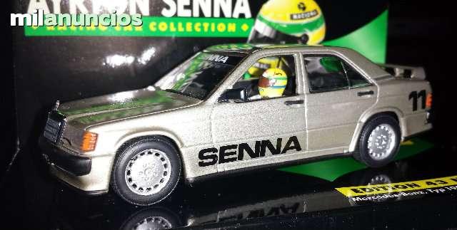 Mercedes 190 2.3 16V A. Senna Escala 1:4