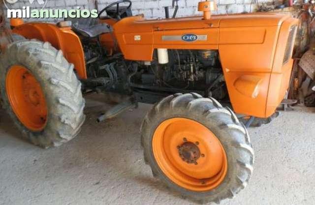 TRACTORES-MAQUINARIA AGRICOLA-EXPORTACIO