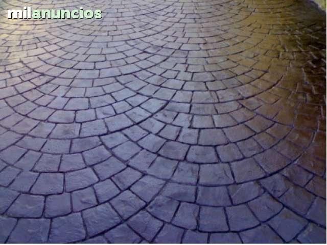 HORMIGON IMPRESO, MICROCEMENTO. PULIDO - foto 6