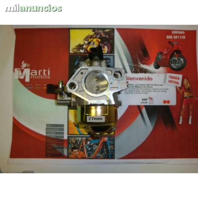 CARBURADOR HONDA GX 390