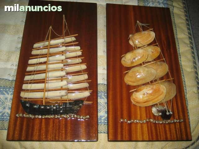 2 CUADROS ANTIGUOS IMPECABLES, 50X25, 5