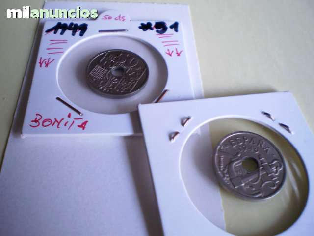 Monedas De Franco**Flechas Invertidas