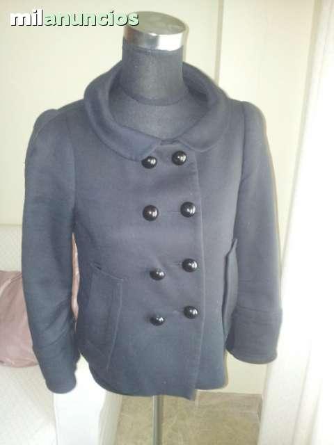 Abrigo Chaqueta Zara Chaqueta Abrigo Negra dQshrtC
