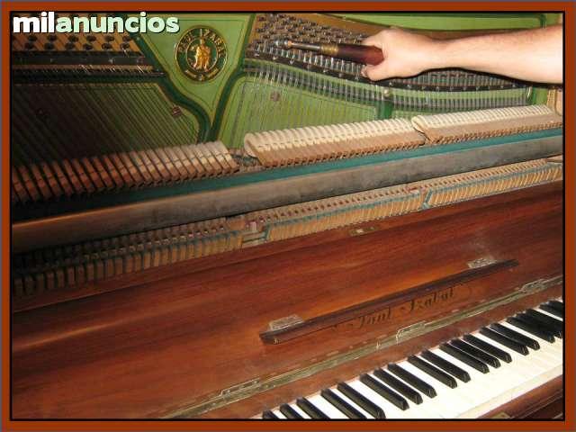 SE AFINAN PIANOS.  - foto 1