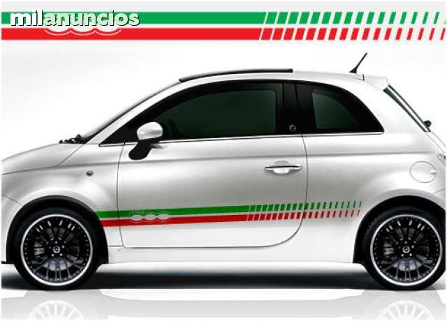KIT PEGATINAS FIAT 500