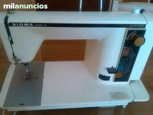 MIL ANUNCIOS.COM - Maquina de coser sigma 2000 sl