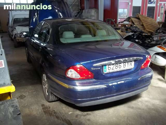 DESPIECE JAGUAR X. TYPE 2. 0 V6 02 G YB