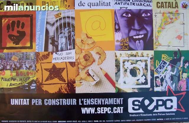 Sindicat D Estudiants-Sepc