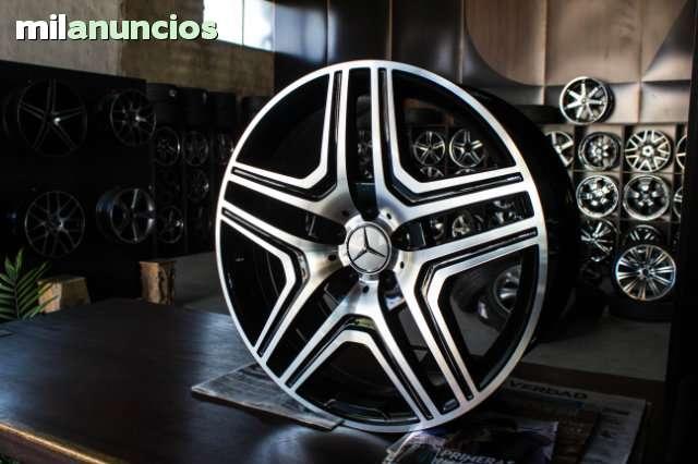 LLANTAS MERCEDES - ML63 950