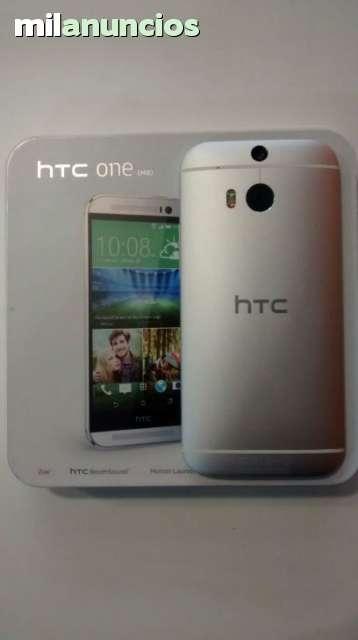 HTC M8 32G DORADO NUEVO ALEXLIBERA