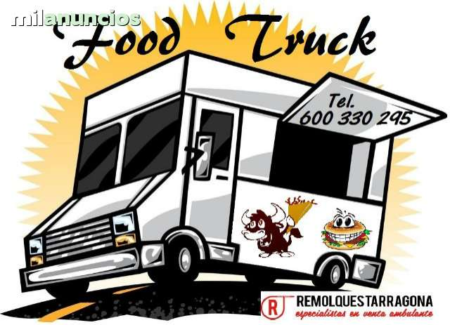 FOOD TRUCK - VINTAGE