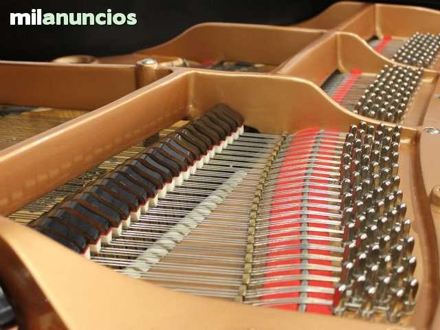 VENDO PIANO COLA YAMAHA G2 RESTAURADO.  - foto 6