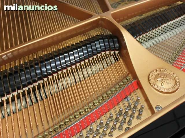 VENDO PIANO COLA YAMAHA G2 RESTAURADO.  - foto 7