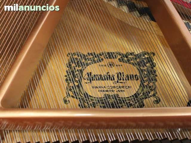 VENDO PIANO COLA YAMAHA G2 RESTAURADO.  - foto 4
