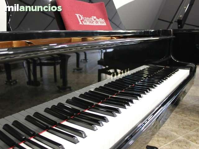 VENDO PIANO COLA YAMAHA G2 RESTAURADO.  - foto 2
