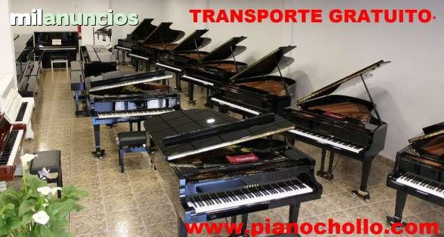 VENDO PIANO COLA YAMAHA G2 RESTAURADO.  - foto 9
