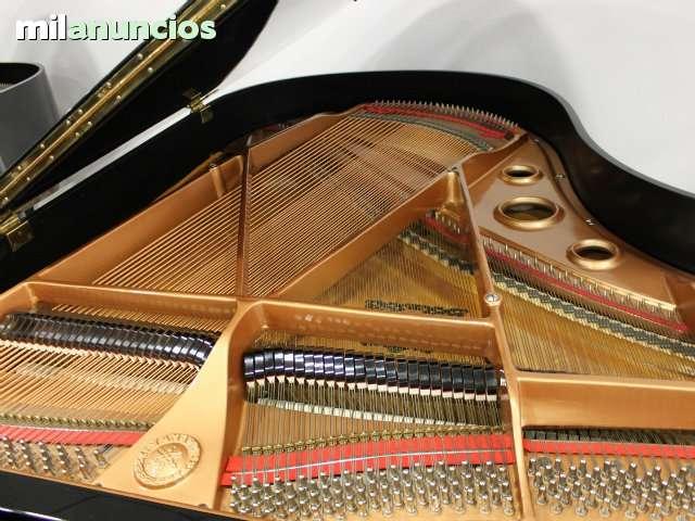 VENDO PIANO COLA YAMAHA G2 RESTAURADO.  - foto 3