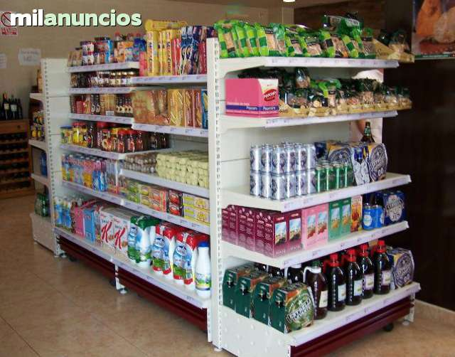 ESTANTES  Y ESTANTERIAS METALICAS ECO - foto 1