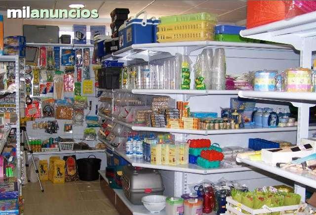 ESTANTES ESTANTERIAS COMERCIO FRUTERIAS - foto 1