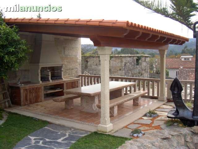 Mil Anuncios Com Mesas Piedra Mobiliario De Jardín Mesas