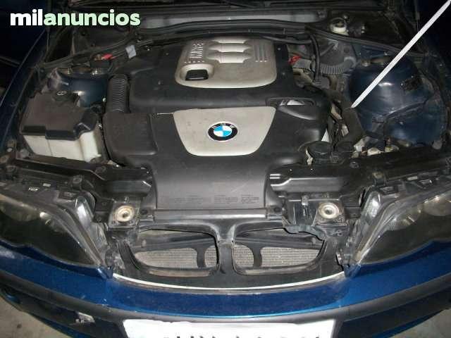 MOTOR DE UN BMW 320 DIESEL DE 150CV