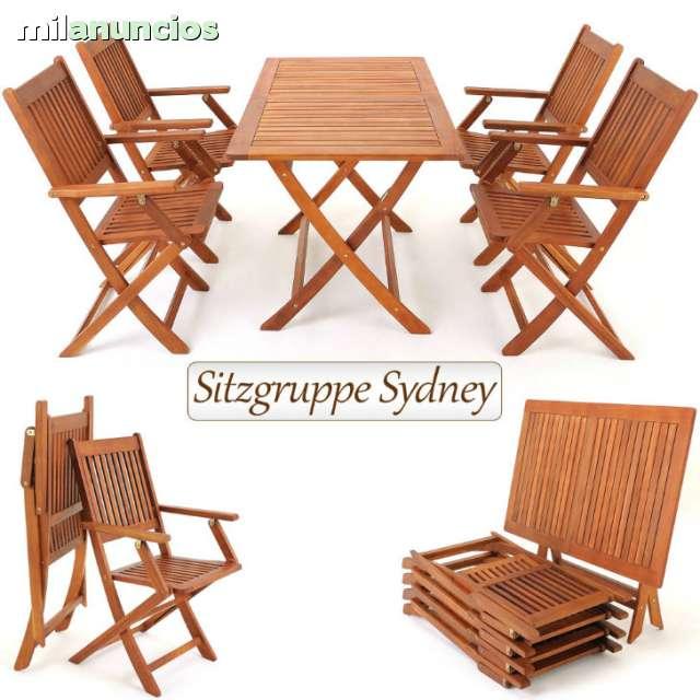 sillas plegables camping segunda mano