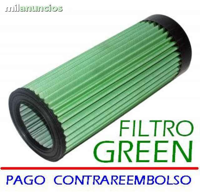 FILTRO GREEN PARA NISSAN PATROL RD28