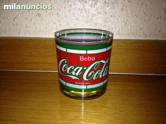 Vaso Coca Cola Clásico