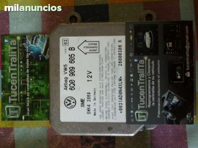 ECU VW 6Q0909605B 5WK42869 INDEX 03