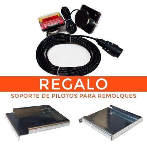 PILOTOS REMOLQUE SUMERGIBLES CON IMAN - foto 3