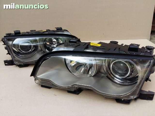 Faros Delanteros Bmw 3 E46 Coupe Xenon