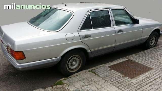 RECAMBIOS MERCEDES 380 TIPO W126