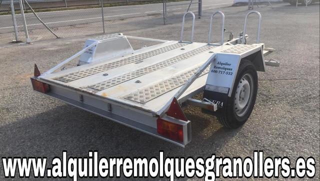 ALQUILER DE REMOLQUE PARA MOTOS