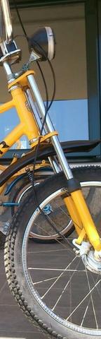 Bicicleta Rabasa Derbi,   Panther,  Mach 2