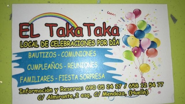 REUNIONES?. . .  BABYSHOWER?. . . . EN EL TAKA - foto 5