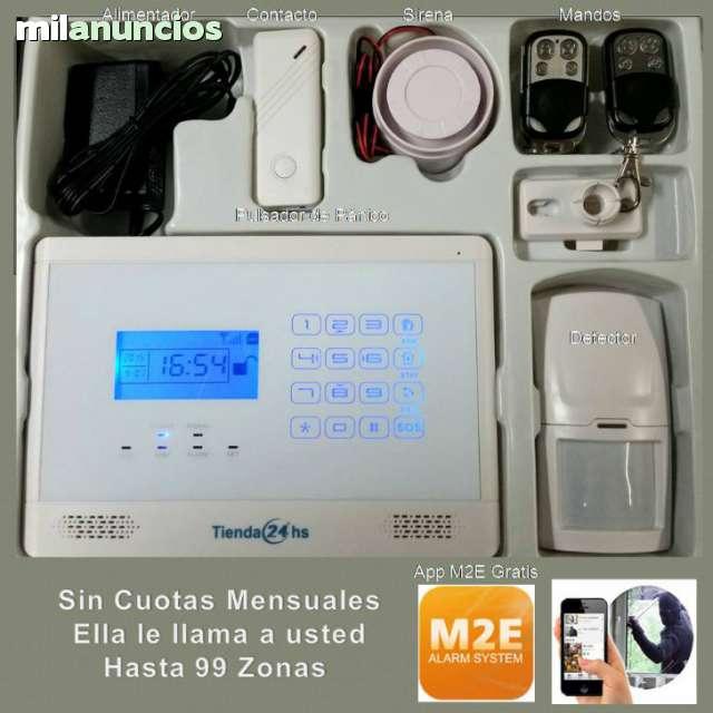 ALARMA GSM INALÁMBRICA SIN CUOTAS 164€ - foto 1